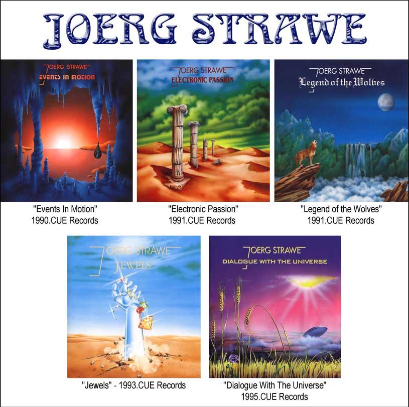 Joerg Strawe - Electronic Passion